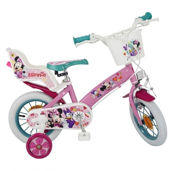 Bicicleta Minnie 14''