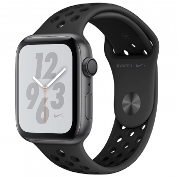 Apple Watch Nike+ Series 4 GPS 40mm de Aluminio Gris Espacial y Correa Nike Sport Antracita/Negra