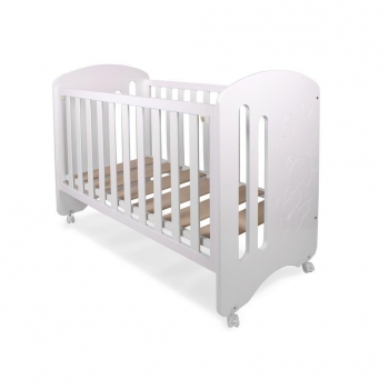 Cuna de Madera Lovely Interbaby