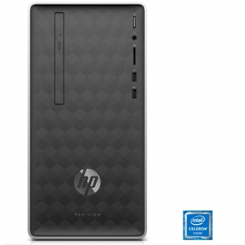 CPU HP Pavilion Desktops 590-a0010n con Intel, 4GB, 1TB