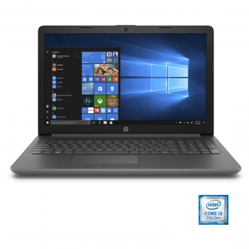 Portátil HP Notebook 15-da0020ns con i3, 128GB, 4GB, 39,62 cm - 15,6''