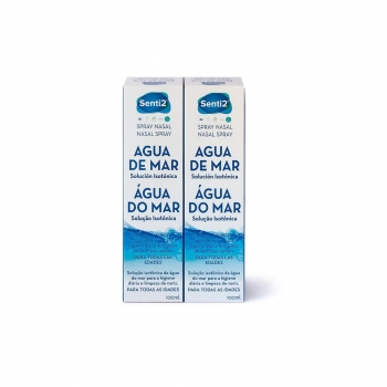 Spray Nasal Agua de Mar 2x100ml