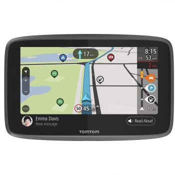 GPS TomTom Go Camper World Connected 6''