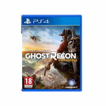 Ghost Recon Wildlands para PS4