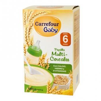 Cereales galletas y papillas beb for Valla infantil carrefour