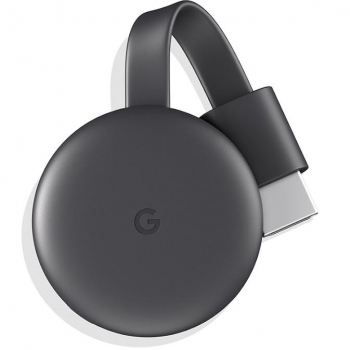 Reproductor multimedia Google Chromecast V3