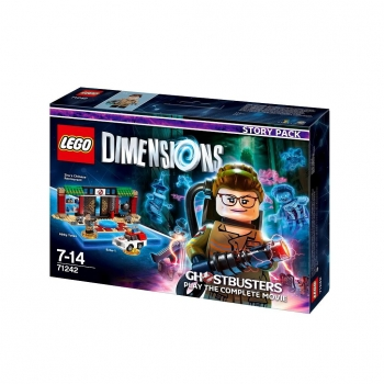 Story Pack Lego Dimensions Nuevo Ghostbuster