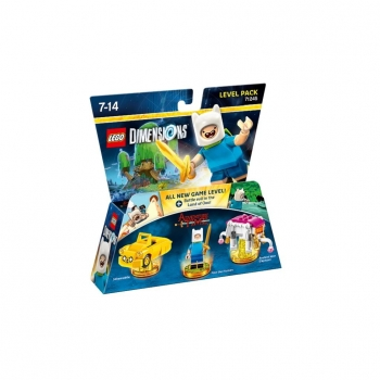 Level Pack Lego Dimensions Adventure Time