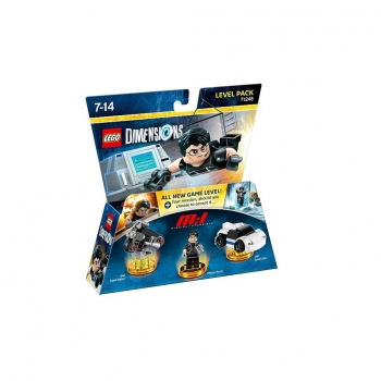 Level Pack Lego Dimensions Mission Imposible