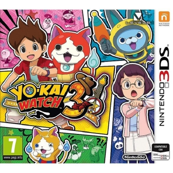 Yo-Kai Watch 3 para 3DS