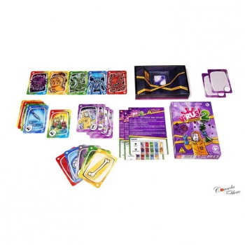 Tranjis Games - Virus 2 Evolution Juego de Cartas