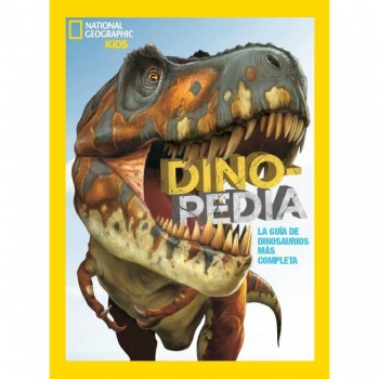 Dinopedia. NATIONAL GEOGRAPHIC