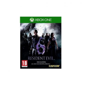 Resident Evil 6 HD para Xbox One