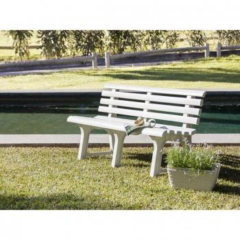 Muebles De Jardín Bancos Resina Carrefour Es
