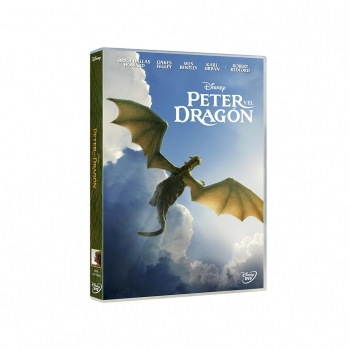 Peter y El Dragón (Live Action) - DVD