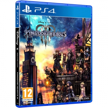 Kingdom Hearts 3 para PS4