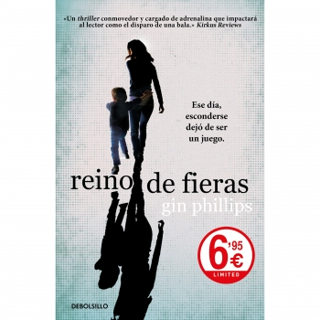 Reino de Fieras. GIN PHILLIPS