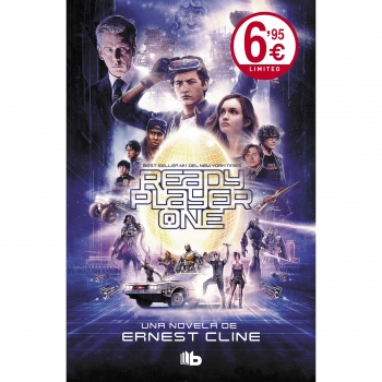 Ready Player One. CLINE, ERNEST
