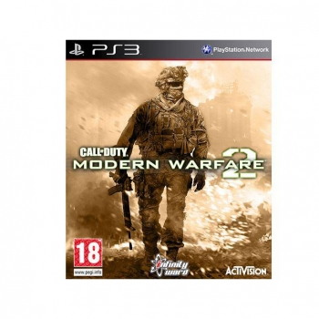 Call Of Duty Modern Warfare 2 para PS3