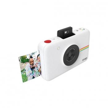 fedcfac1a0 Cámara Digital Instantánea Polaroid Snap - Blanca