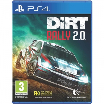 Dirt Rally 2.0 Day One Edition para PS4