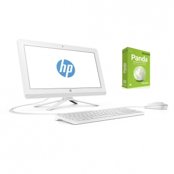"All in One HP 20-c000ns con AMD E2, 4GB, 1TB, 19,5"" con Antivirus Pand"