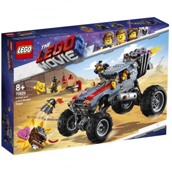 LEGO Movie - Buggy de Huida de Emmet y Lucy