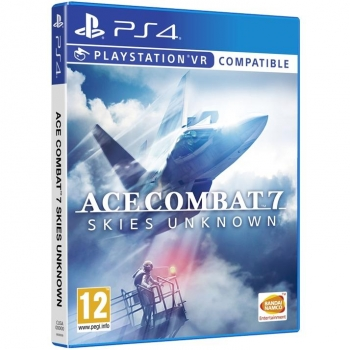 Ace Combat 7 Skies Unknown para PS4