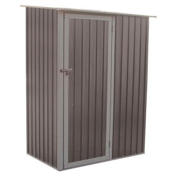 Armarios casetas de madera y arcones para jard n carrefour for Casetas para almacenaje exterior