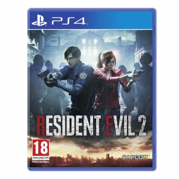 Resident Evil 2 Remake para PS4