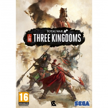 Total War Three Kigdoms Limited para PC