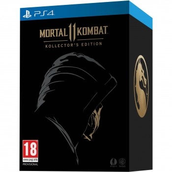 Mortal Kombat 11 Kollector Edition para PS4
