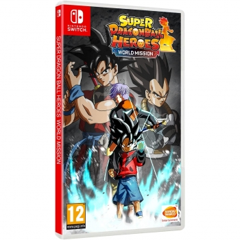 Super Dragon Ball Heroes Wordl Mission para Nintendo Switch