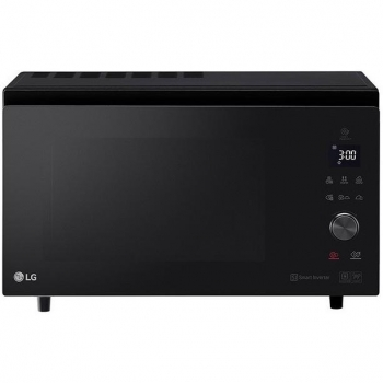 Microondas con Grill LG MJ3965BPS