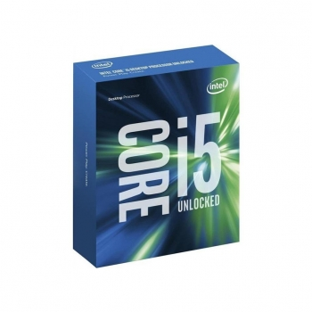 Procesador Intel 1151 I5-6600K 4X3.5GHX/6MB BOX