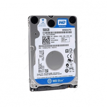 "Disco Duro 2.5"" 500GB SATA3 WD 16MB MOBILE BLUE"