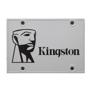 "Disco Duro 2,5"" SSD 120GB Kingston SATA3 SSDNow UV400"