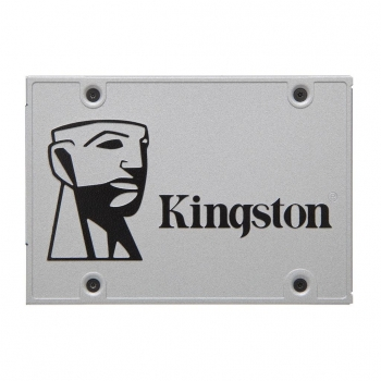 "Disco Duro 2,5"" SSD 240GB Kingston SATA3 SSDNow UV400"