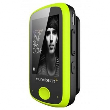 Reproductor MP4 Sunstech 4GB Ibiza – Verde