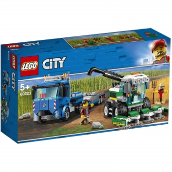 LEGO City Great Vehicles - Transporte de la Cosechadora