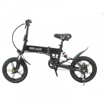 E-Bike Miami Negra