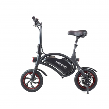 Mini E-Bike Plegable B3 Negro