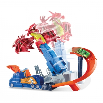 Mattel - Dragon Attack Hot Wheels