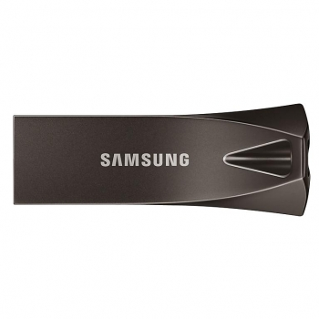 Memoria Usb Samsung Bar Plus 64GB - Gris Titanio