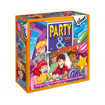Diset  Juegos - Party & Co Junior