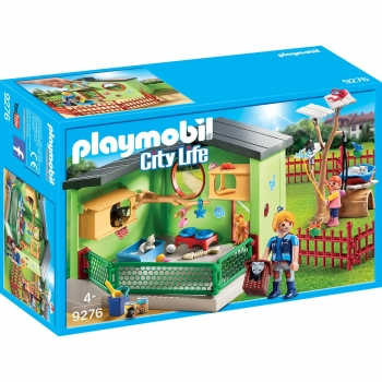 Playmobil City Life - Refugio para Gatos