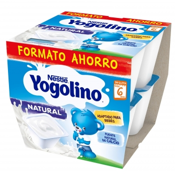 IOGOLINO NATURAL NESTLE 8X100G