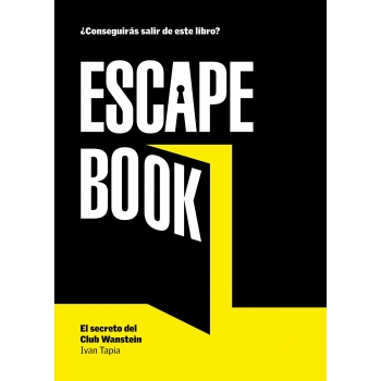 Escape Book. El Secreto de Club Wanstein. IVAN TAPIA