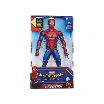 Hasbro- Spiderman Vision FX