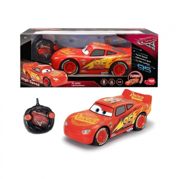 Simba España - Cars 3- Radio Control Hero Mc Queen 1:12